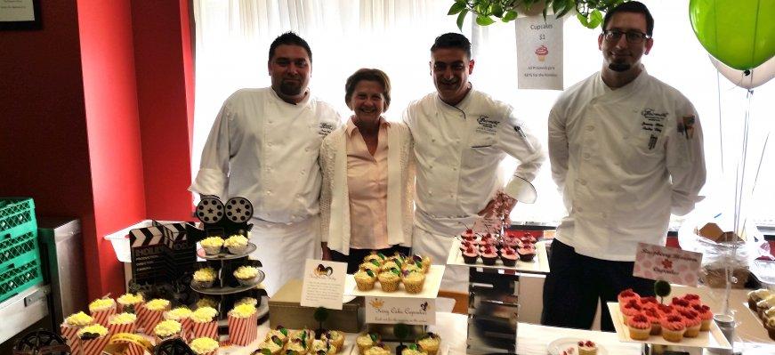 Fairmont Cupcake Contest