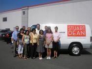 Stuart Dean Excellence in Service